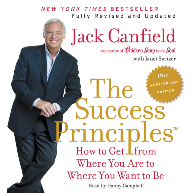 Suggested Reading - The Success Principles By Jack Canfield